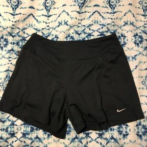 Nike court tennis shorts